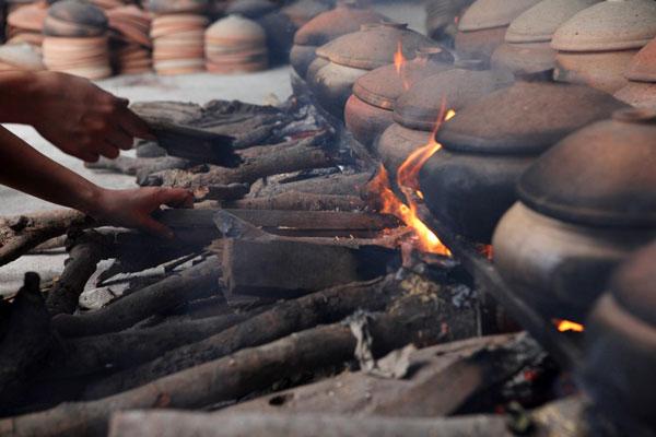 Cá kho làng Vũ Đại là món ăn truyền thống của người dân Hà Nam