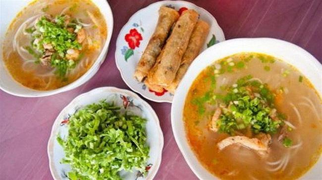 Cháo canh - Đặc sản vùng đất Quảng Bình