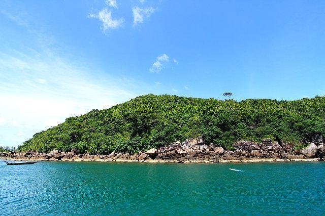 Hòn Thơm Phú Quốc thơ mộng và xinh đẹp